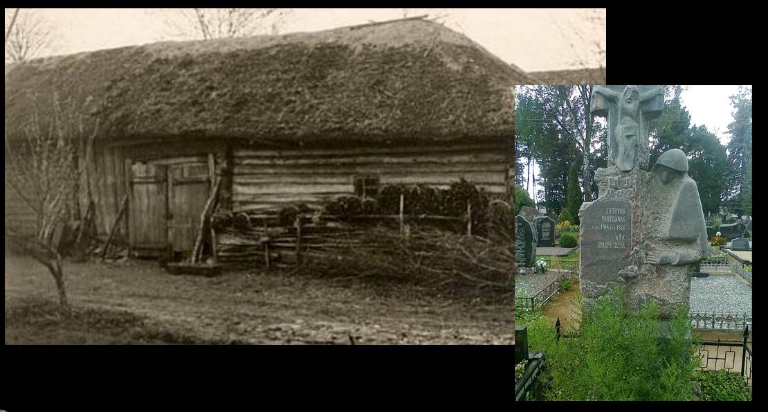 Дом литовского партизана