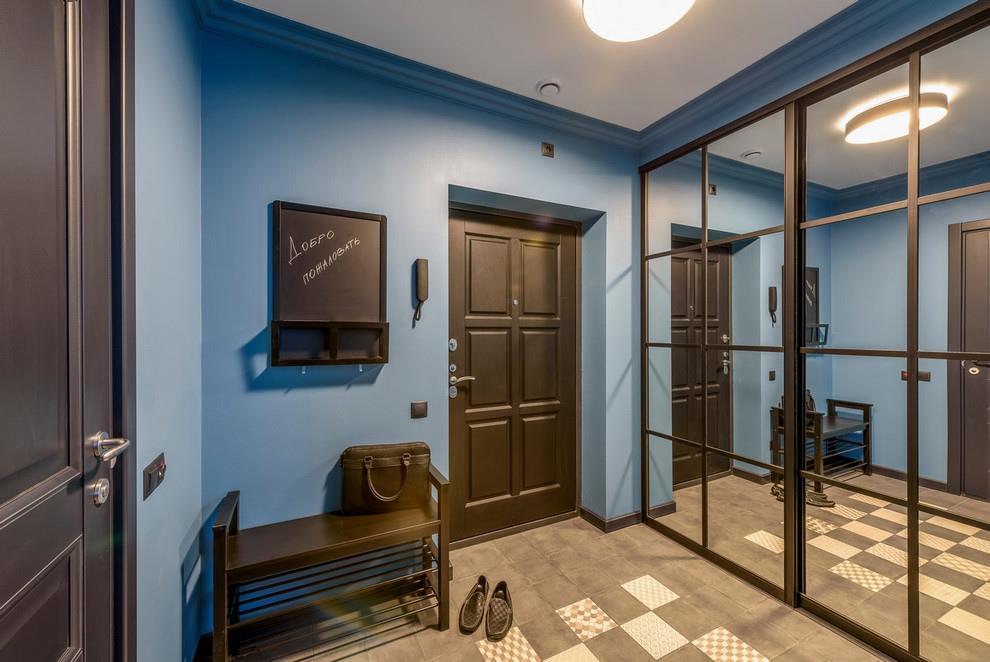Интерьер квартиры почти 42 кв.