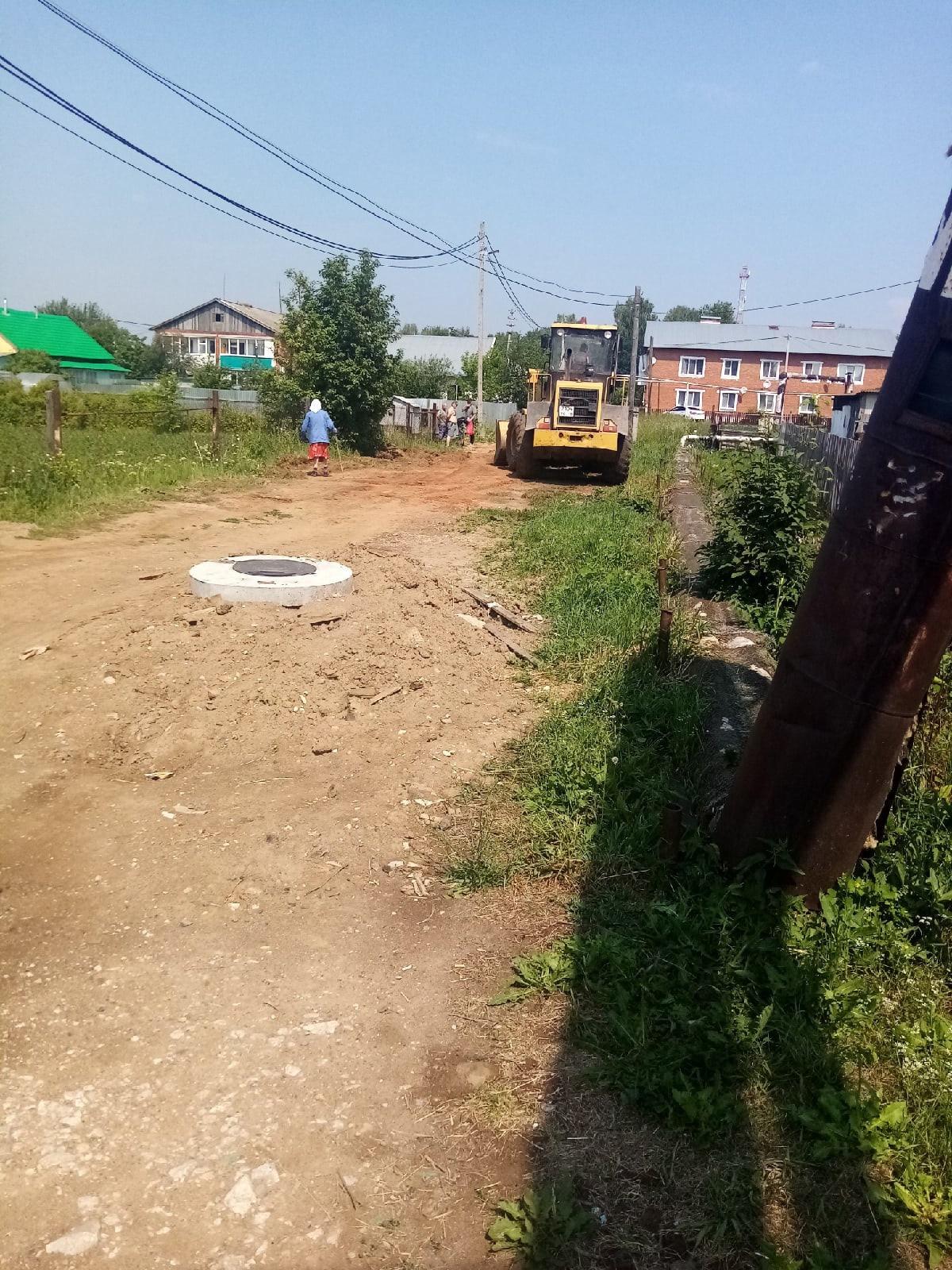 В селе Черемушки появится свой школьный бульвар.Его