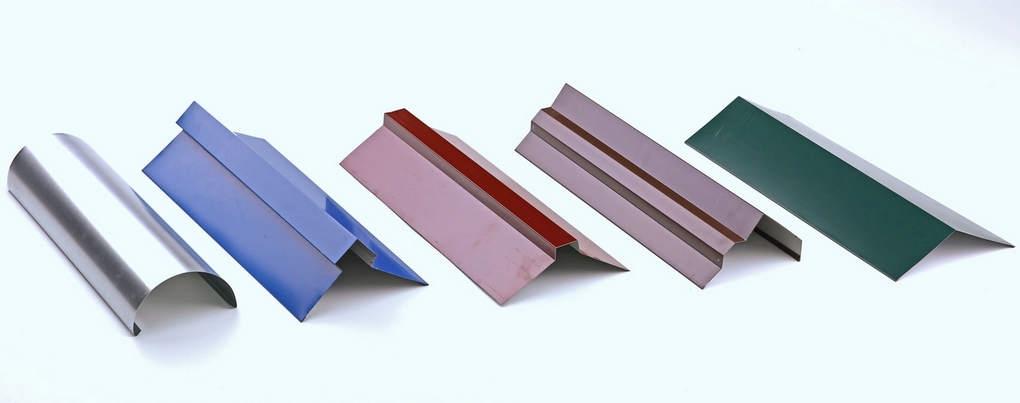 Услуги гибки металлического листа