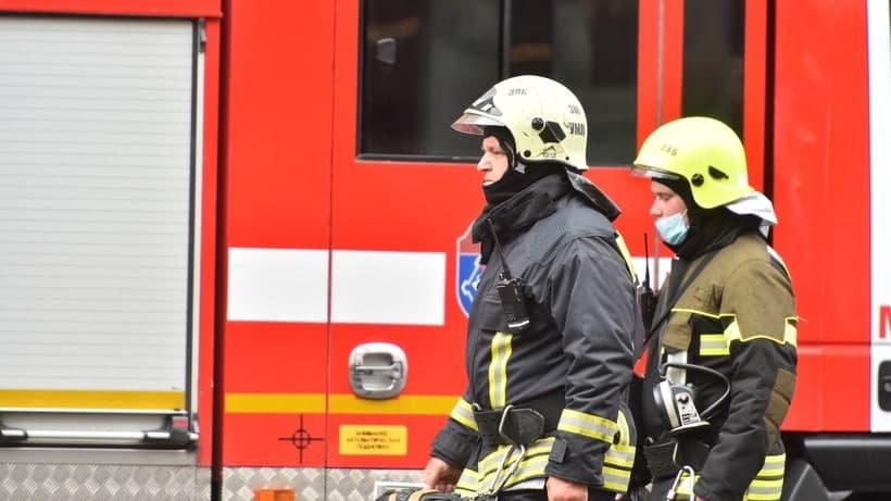 Источник: РИАМО. ПожарныеФото: Александр Манзюк