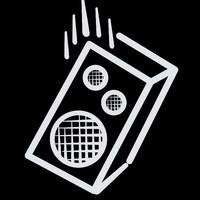 Логотип ЗВУКОПАД Музыкальный канал