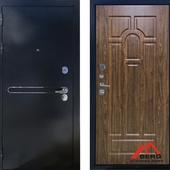 Дверь входная Турин Береза Морёная