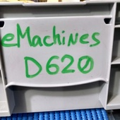 разбор - eMachines D620