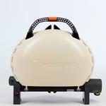 Газовый гриль барбекю O-GRILL 500M кремовый