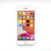 Apple Iphone 8 64gb silver NEVERLOCK