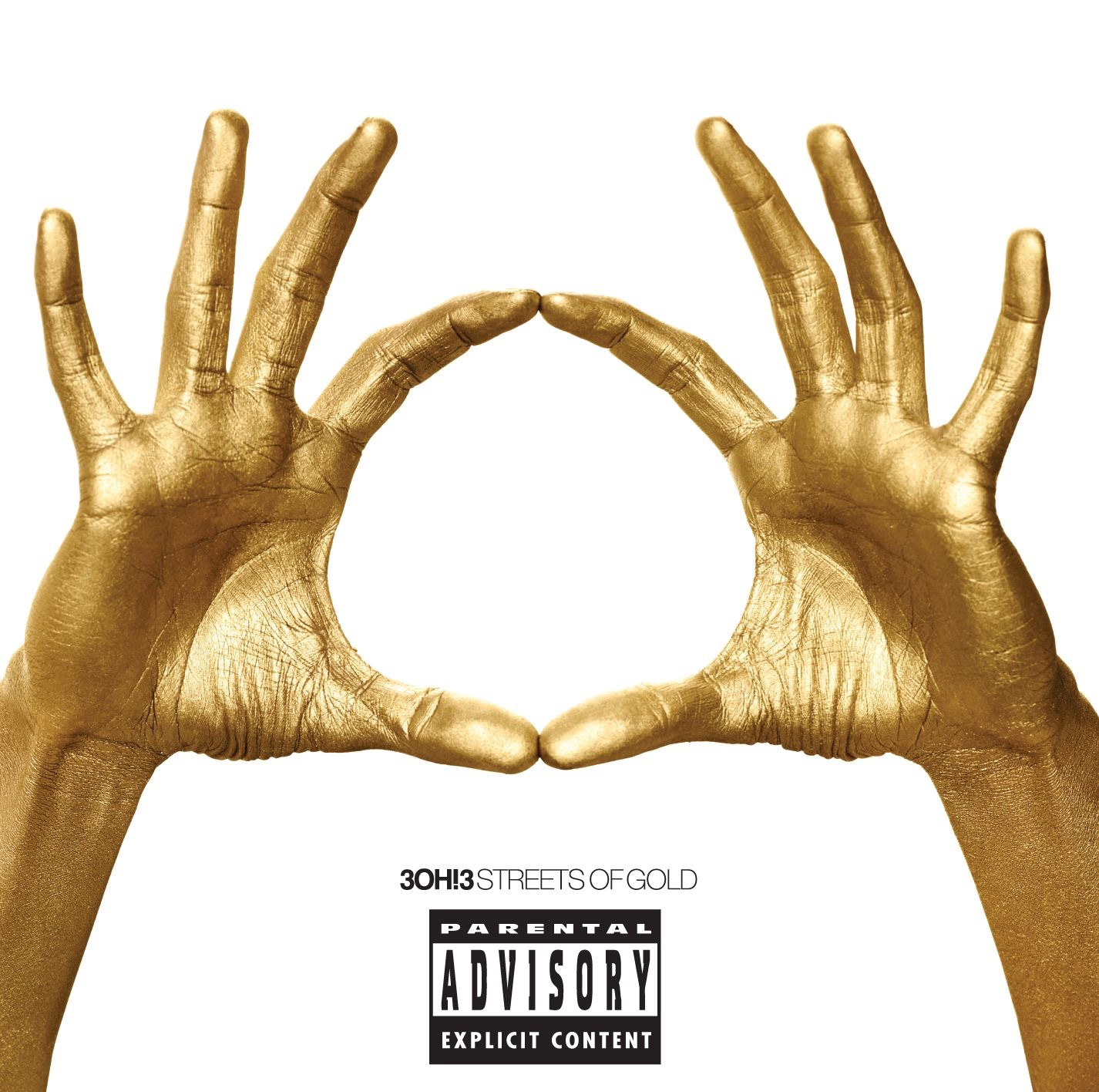 3OH!3 album Streets of Gold (Deluxe Version)