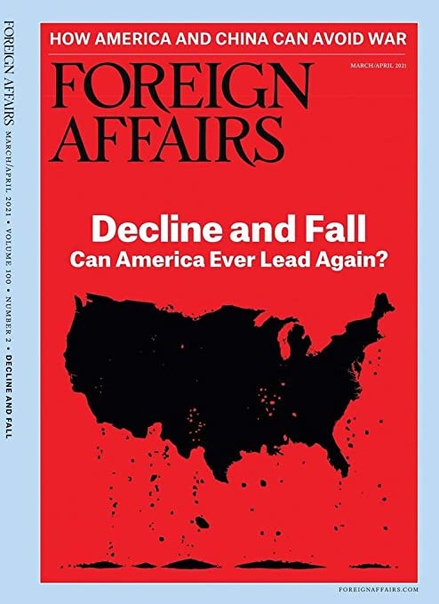 Foreign Affairs - 03.2021 - 04.2021