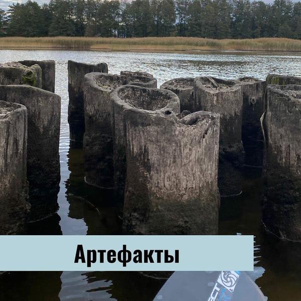 На Финском заливе часто можно встретить деревянные...