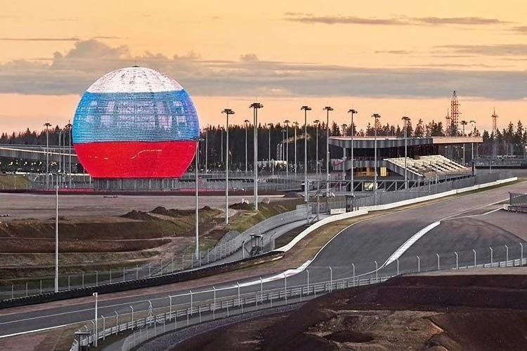 Российский трек Igora Drive исключили из списка запасных трасс MotoGP