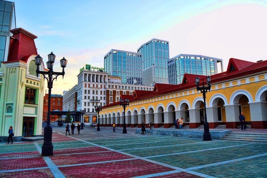 2022-06, Туры в Уфу из Тольятти в июне, 3 дня