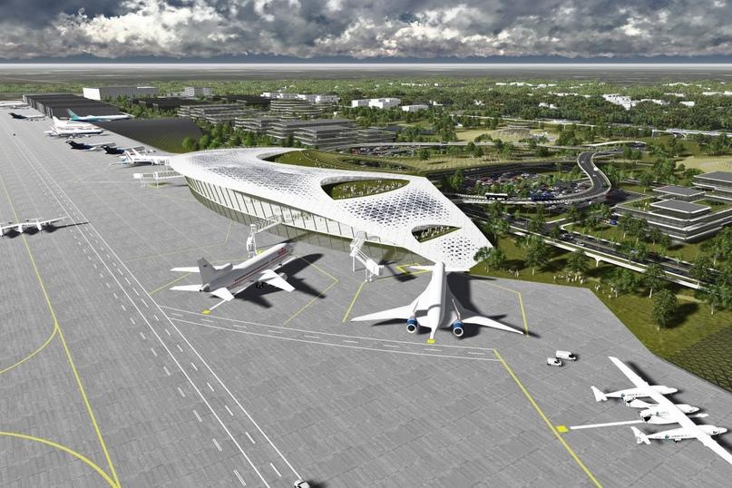 """New space: Космопорт Хьюстона как инкубатор для """"нового космоса"""" 🚀"""