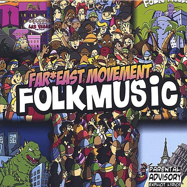 Far East Movement album Folk Music