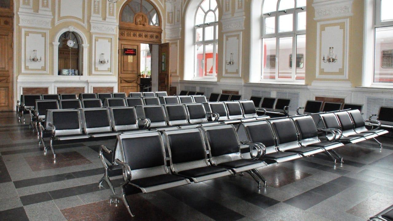Вслед за аэропортом, участок для голосования появился и на казанском ЖД вокзале