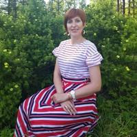 Фотография страницы Юлии Канахиной ВКонтакте