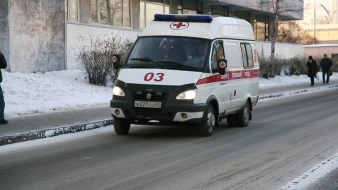 Пятилетний мальчик попал в реанимацию после катания на ватрушке в Муринском парк...