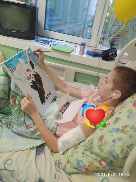 Виктория Сабелкис. Диагноз: рак, изображение №4