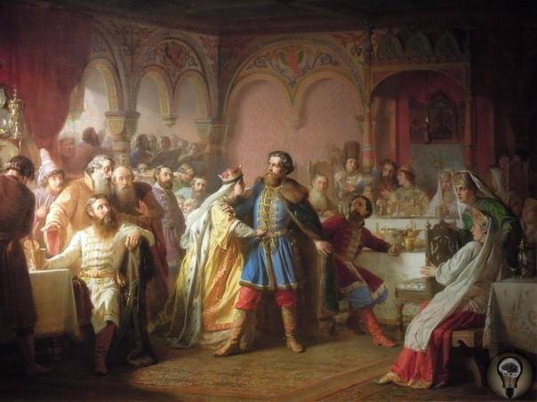 На ханский суд Почему после славной победы русских войск на Куликовом поле иго устояло Причин много, но одна из главных заключается в том, что и сами русские князья не так уж им тяготились,