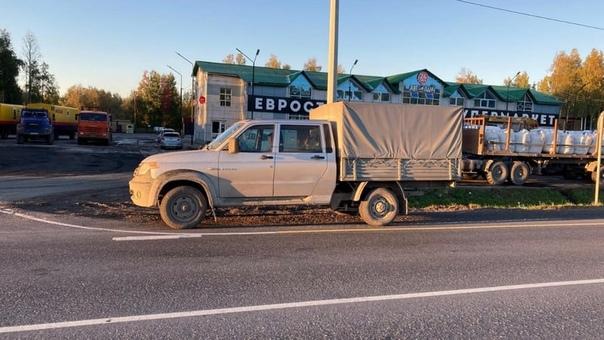 На дороге Тюмень-Ханты-Мансийск насмерть сбили пешехода. ...