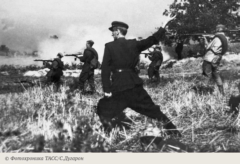 В этот день 76 лет назад, 30 апреля 1945 года, войска 1-го Белорусского и 1-го Украинского фронтов вели уличные бои в Берлине