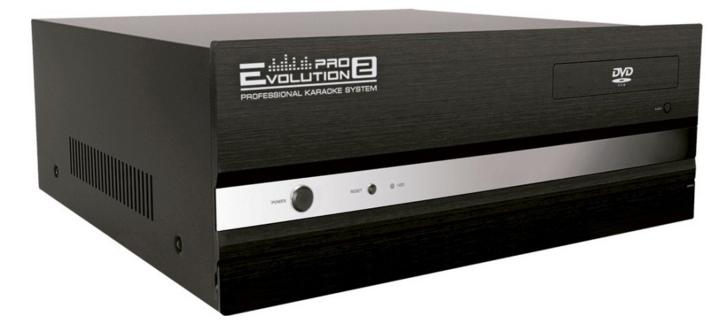 Караоке-система Evolution Pro 2