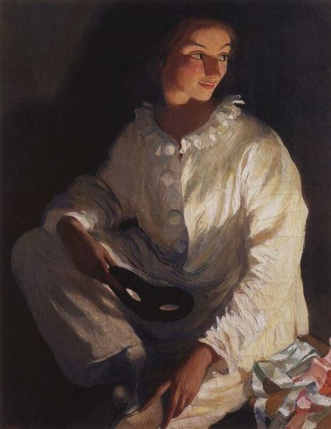 Автопортреты Зинаиды Серебряковой В автопортретах Серебряковой, как в зеркале, отразилась счастливая, грустная и трагическая судьба художницы. Не имея достаточно средств для оплаты
