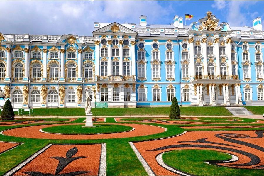 2022-06, Туры в Санкт-Петербург из Тольятти в июне, 7 дней (N)