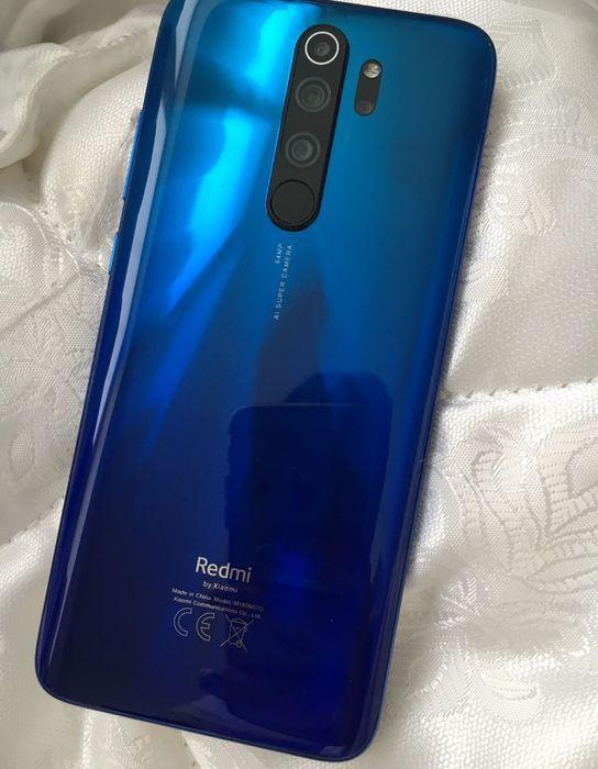 Купить смартфон Redmi Note 8 pro, в синем цвете | Объявления Орска и Новотроицка №23606