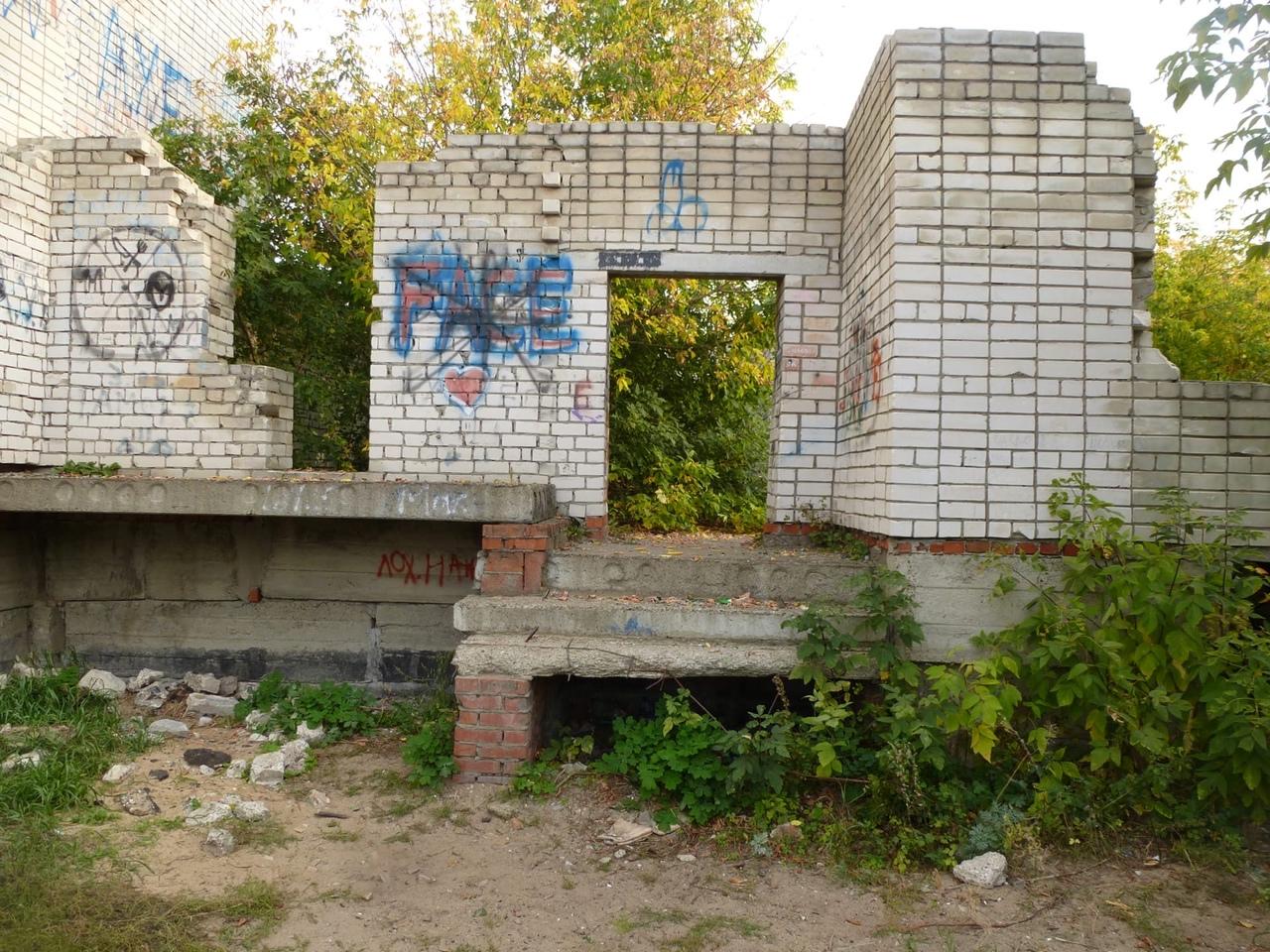 На заброшенной стройке в Звенигове погиб ребёнок