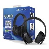 Беспроводные наушники PS4 Gold
