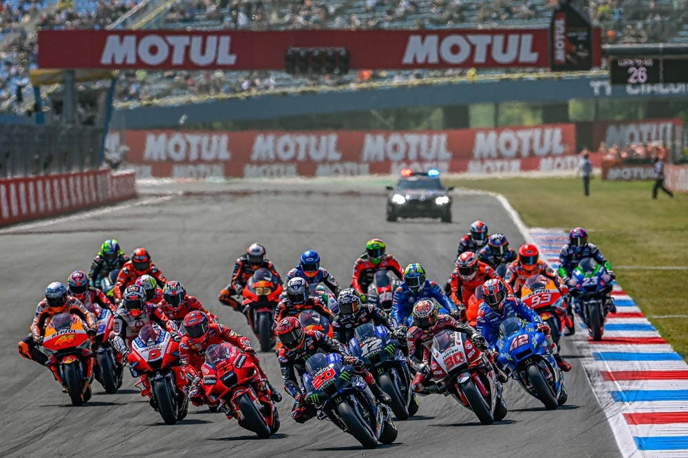 Фотографии Гран При Ассена 2021