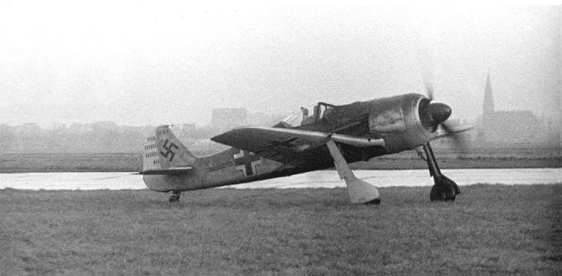 Fw190A-1