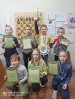 """""""Золото"""" и """"бронза"""" у шахматистов Липецкого района"""