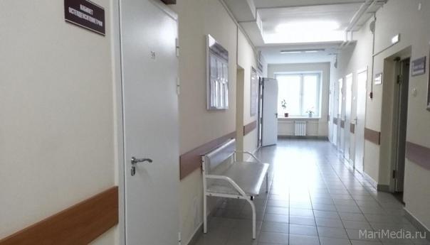В Марий Эл на модернизацию медицинских организаций...