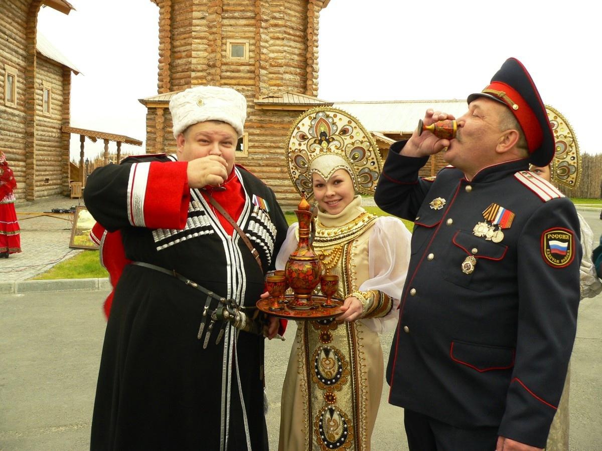 Как казаков наряжали и страховали на бюджетные деньги