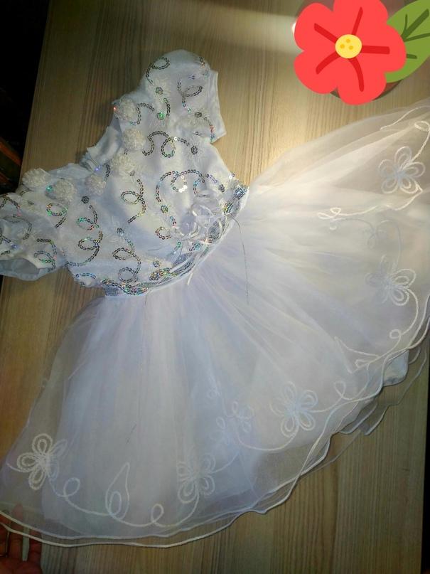 Новое платье для принцессы.от 2 до 4 лет. | Объявления Орска и Новотроицка №29033