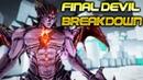 Final Devil Boss Breakdown 500 DMG Unblockable Rage Art