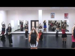 """Группа """"Восток""""..учебные будни. Студия танца Dance hall. тел.2606072"""