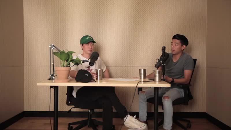 Фрагмент из второго эпизода The Tablo Podcast Брюссель любит Epik High рус саб