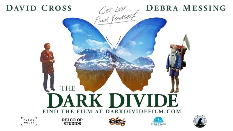 The Dark Divide Official Trailer David Cross Debra Messing