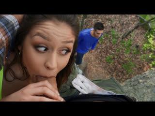 Catalina Ossa - Horny Chick On A Tree - All Sex Public Teen POV Latina Natural Tits, Порно