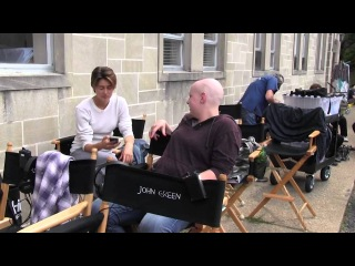Secrets of the Movies: Thoughts from The Fault in Our Stars Set