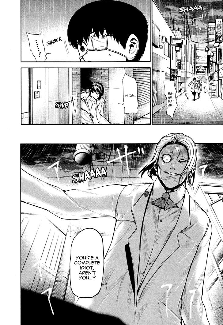 Tokyo Ghoul, Vol.2 Chapter 15 Mother and Daughter, image #16