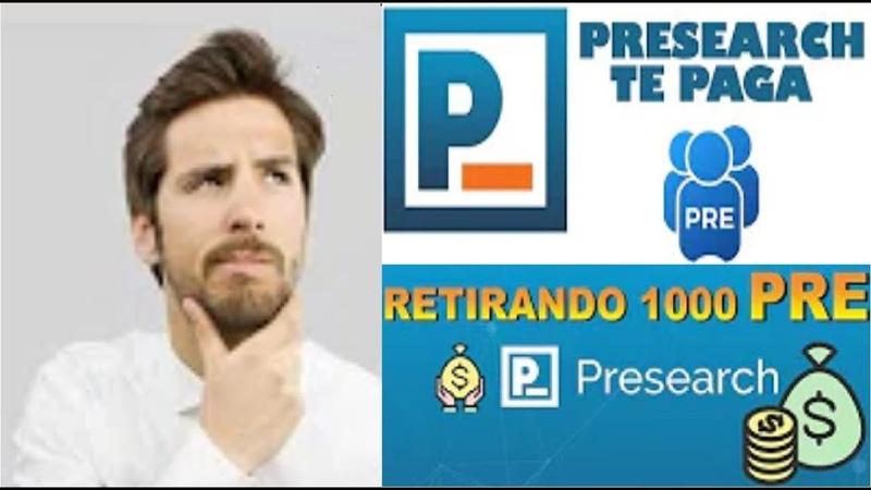 Presearch | como ganhar esse token fazendo pesquisas | Money while Searching Online - Renda Extra
