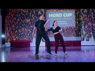 Nord Cup 2021 Шоу Катунин   Нижнева