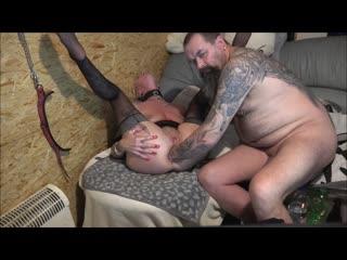 Total anal & vag destruction [фистинг, анал, fisting, extreme pussy insertion, anal, gape, milf, домашнее]