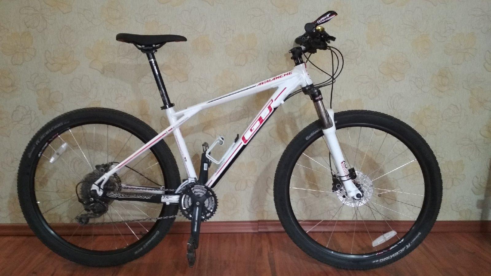 Велосипед GT avalanche elit Рама