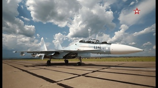 Episode 19. Su-30SM. With a stroke of the wing