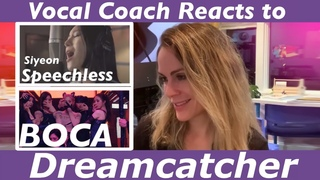 Vocal Coach Reacts to Dreamcatcher BOCA and Siyeon Speechless from Aladdin [Miki's Tips]