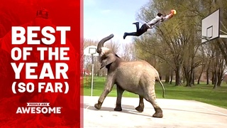 People are Awesome - Best Videos of the Year (So Far)   Feat. Imagine Dragons & Kygo